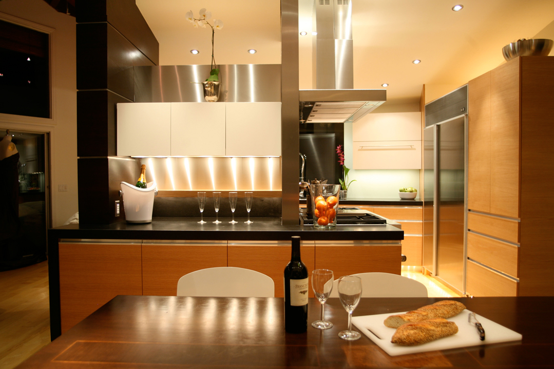 Enhance Your Kitchen with Lighting