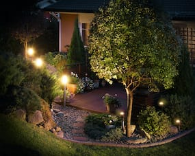 Exterior Lighting Techniques to Improve the Curb Appeal of Your Home