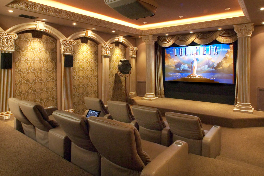 Home Theater Lighting Guide Lighting Ideas for Your Home Theater