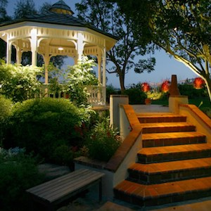 Landscape Lighting Solana Beach