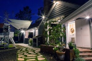 Outdoor Lighting in San Diego