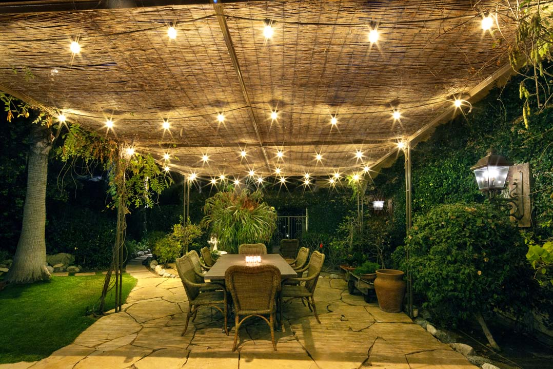 Bistro Lights and Pergolas: Patio String Light Ideas to Brighten Up Your Backyard