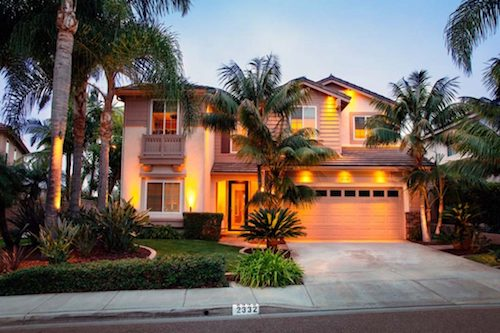 San Diego Exterior Lighting