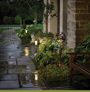 types of landscape lighting lighting distinctions