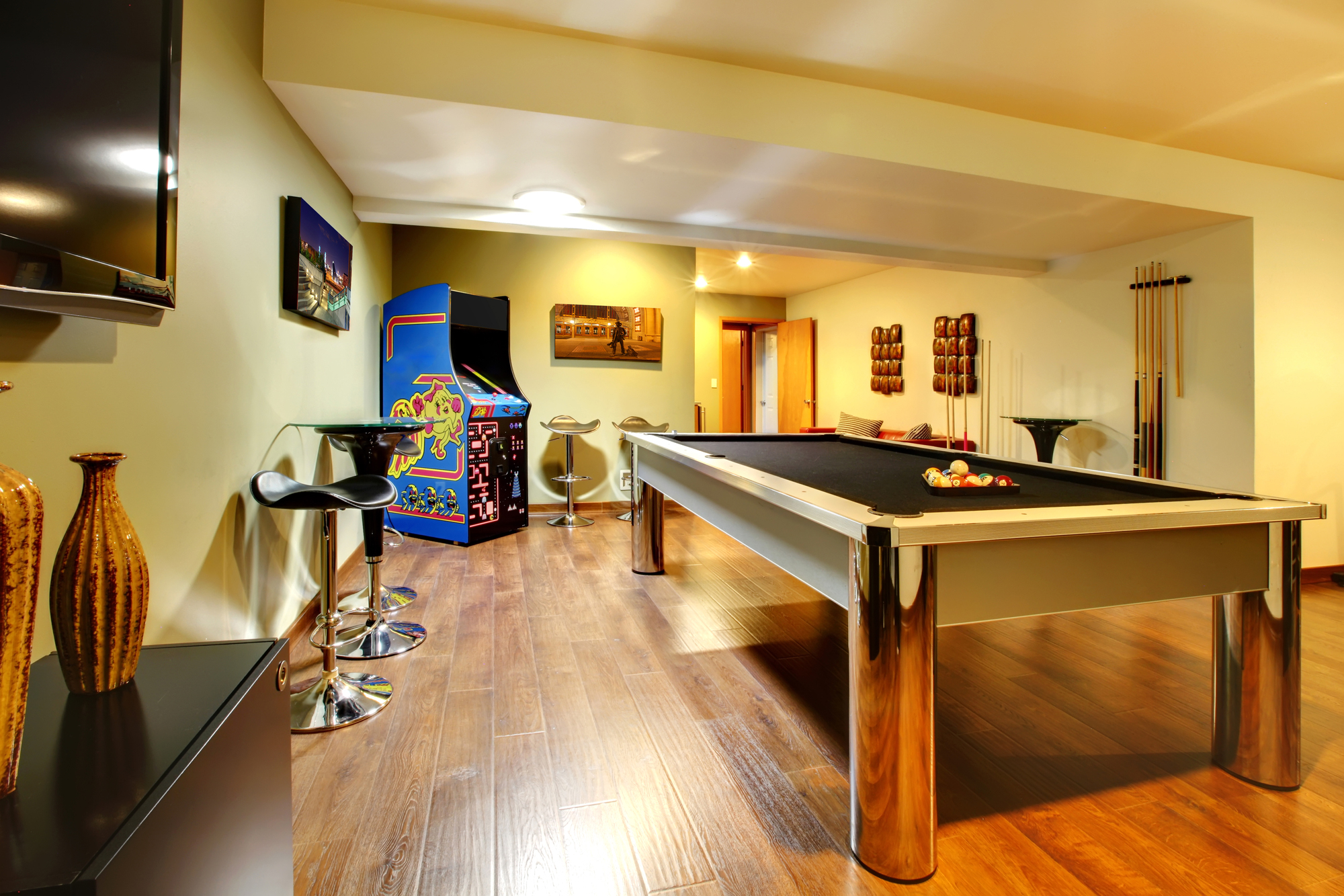 Transform Your Basement with These Lighting Tips