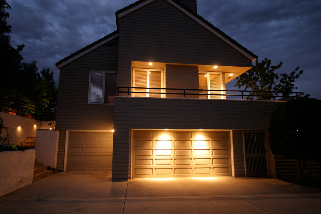 Garage Door Lighting Lighting Distinctions