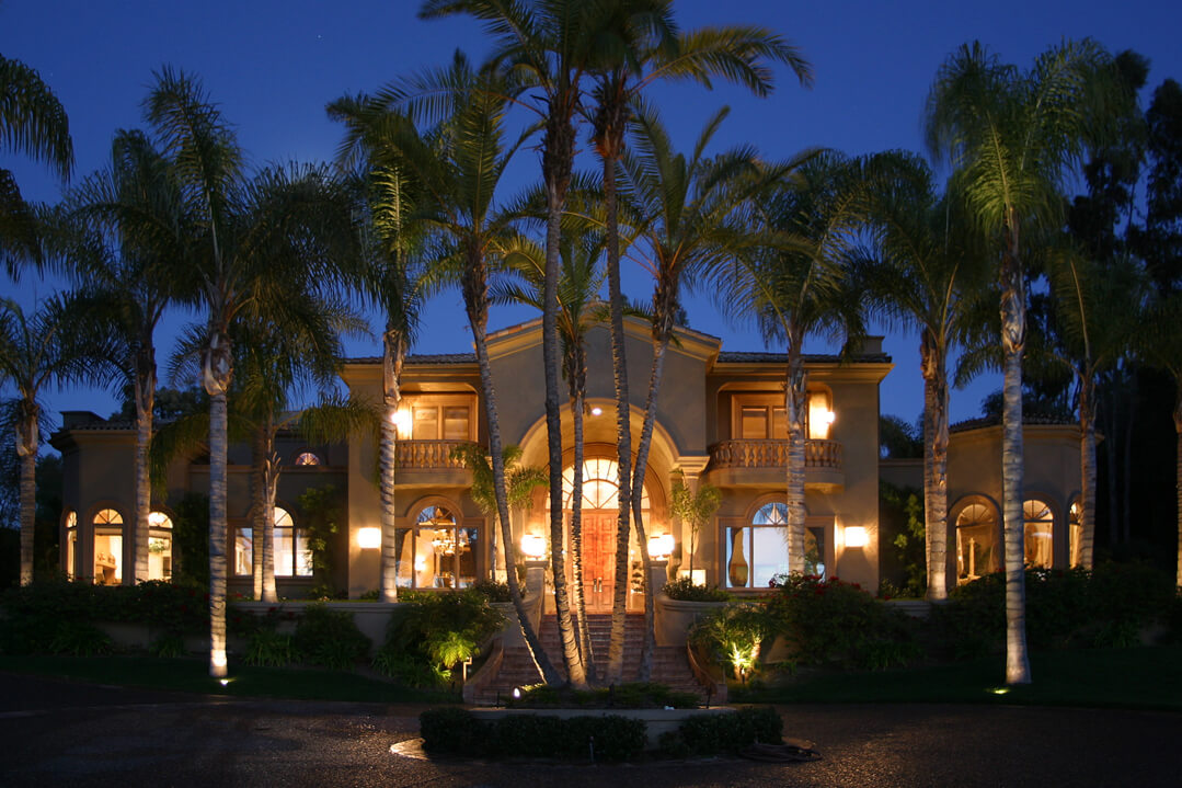 outside exterior lighting