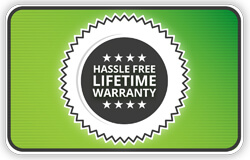 landscape lighting warranty